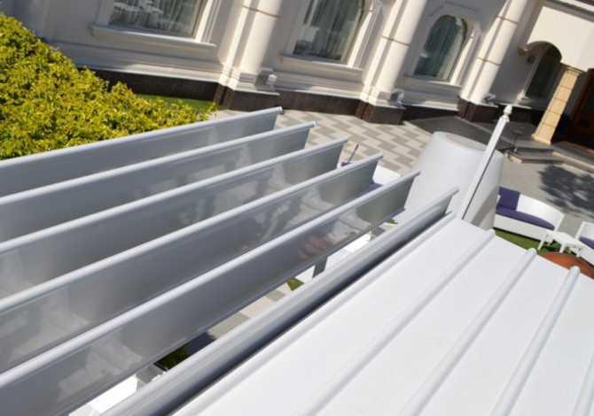 Tende Frangisole resistente a sole e piogge coperture solari Vasto San Salvo Termoli Abruzzo Molise