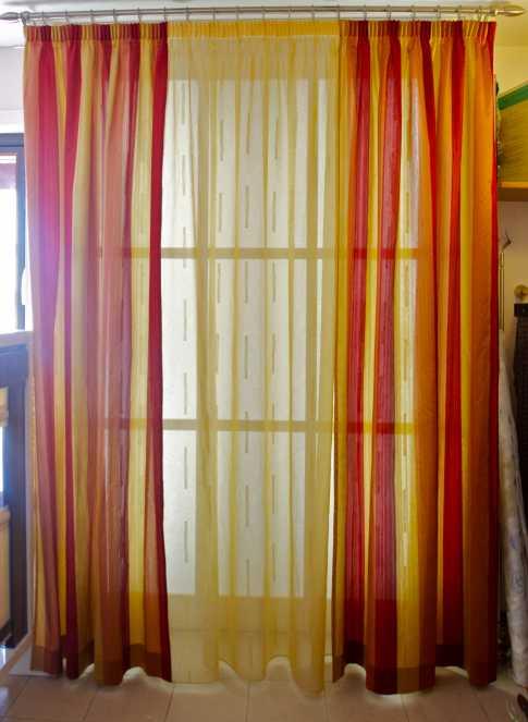 Tende per la casa e tendaggi interni vasto san salvo for Tende casa minimalista
