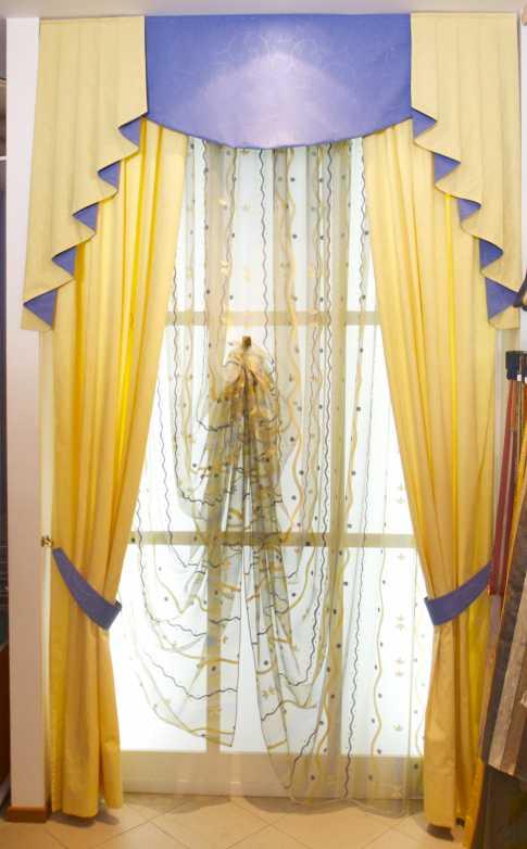 Tende per la casa e tendaggi interni vasto san salvo - Tessuti x tende da interno ...