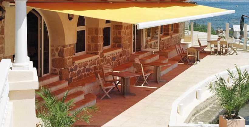 Tende da sole e pergotende a san salvo vasto chieti for Balconi e terrazzi